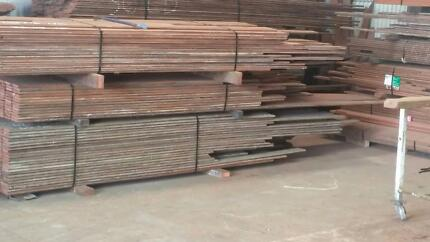 83mm jarrah floorboards recycled timber