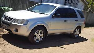 2004 Ford Territory Wagon 7 seater Clontarf Redcliffe Area Preview