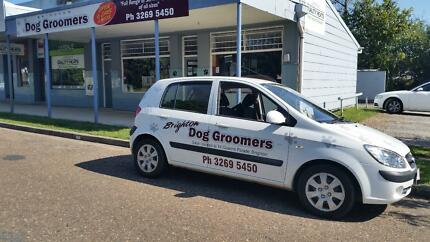 POPULAR DOG GROOMING SALON FOR SALE Brighton Brisbane North East Preview