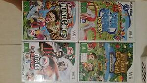 WII games used Southern River Gosnells Area Preview