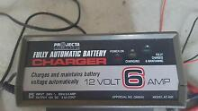 Battery charger (12 volt) Hillarys Joondalup Area Preview