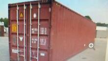 SHIPPING CONTAINER TO RENT $25 PER WEEK Stuart Townsville City Preview