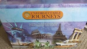 Readers Digest...Unforgettable journeys DVD collection Ourimbah Wyong Area Preview