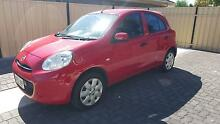 2012 Nissan Micra Hatchback Seaford Meadows Morphett Vale Area Preview