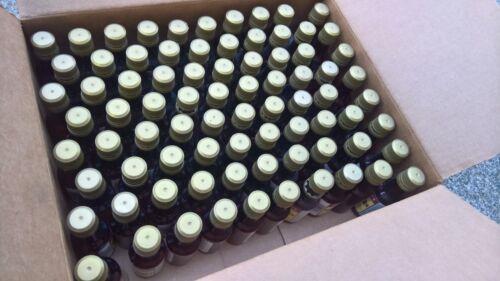 80pcs EMPTY Leroux Jezynowka Brandy 50ml Mini Plastic Liquor Bottles