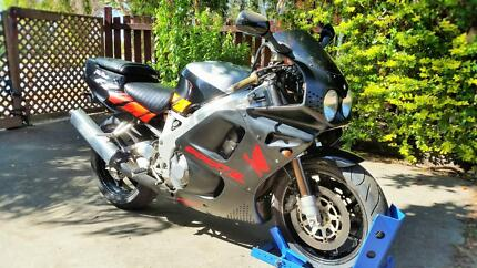 1993 honda Cbr900rr First of the fireblades Blackwater Central Highlands Preview