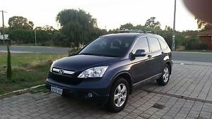 2008 Honda CR-V Wagon Orelia Kwinana Area Preview