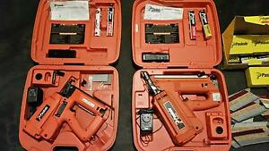 2 X PASLODE CORDLESS NAIL GUNS IM 250A AND IM 250 F=16 II Shellharbour Shellharbour Area Preview