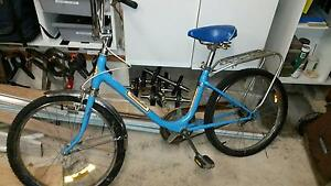 Malvern Star Family  Star - Small Female Bike - 35yrs old Hurstville Hurstville Area Preview