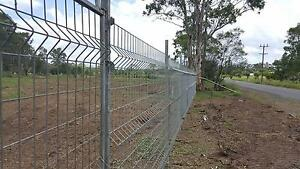 Heavy Duty Galvanised Wire Mesh Fence, Security, Farm, dog runs Windsor Hawkesbury Area Preview