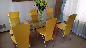 Italian Made Dinning Suit Eden Hill Bassendean Area Preview