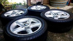 "BMW 3 Series 16"" wheels Hobart CBD Hobart City Preview"