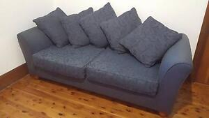 2-seater fold-out sofa bed. Wagga Wagga Wagga Wagga City Preview