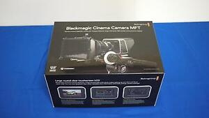 Like New Black Magic Cinema Camera 2.5K MFT Bayswater Bayswater Area Preview