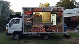Mobile food truck North Ward Townsville City Preview