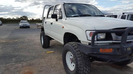 2003 Toyota Hilux Ute may swap Newcastle 2300 Newcastle Area Preview