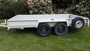 12x6 tandem trailer Maryborough Central Goldfields Preview