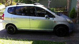 2005 Honda Jazz Hatchback Capital Hill South Canberra Preview