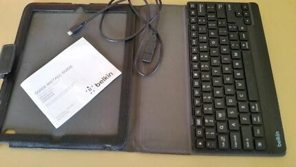 iPad cover/keyboard