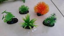 Aquarium ornaments and artificial plants Klemzig Port Adelaide Area Preview
