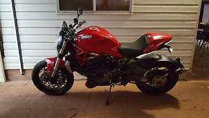 2015 Ducati Monster 1200 Kalgoorlie Kalgoorlie Area Preview