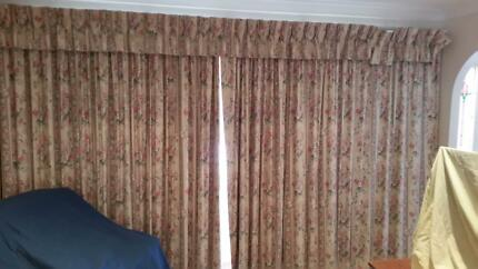 Good quality used curtains for sale. Glenmore Park Penrith Area Preview