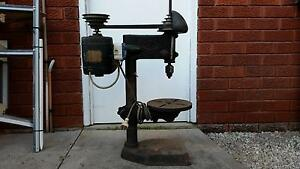 Vintage Collectable Antique Tools Drill Press Hoover Moorebank Liverpool Area Preview
