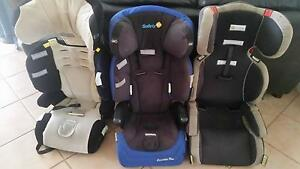 Childs car seat with air bag in the head area Chatsworth Gympie Area Preview