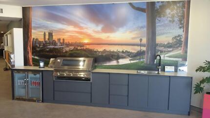 Outdoor Kitchen / Alfresco Kitchen