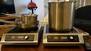 Induction Cooker and Utensils Hove Holdfast Bay Preview