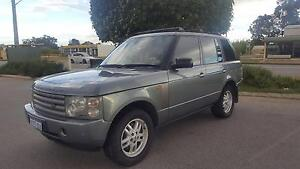 2004 Range Rover, Diesel,Free Warranty!! Must See!!! Maddington Gosnells Area Preview