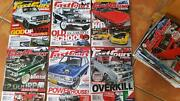 **FAST FOUR MAGAZINES ASSORTED BUNDLE** Mermaid Waters Gold Coast City Preview