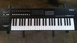Roland A-500PRO MIDI Controller, Synth, Keyboard [FREEBIES incl.] Aspley Brisbane North East Preview