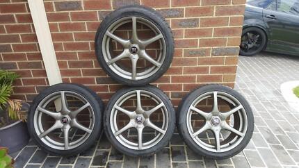 Skyline R34 GTR Wheels!!! Narre Warren South Casey Area Preview