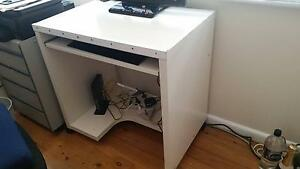 white desk Elanora Heights Pittwater Area Preview