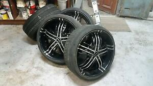 20 x 8 inch rims multi fit Naval Base Kwinana Area Preview