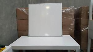 Whiteboard - large 1.22m x 1.22 m Campbelltown Campbelltown Area Preview