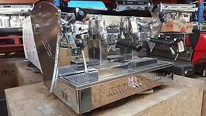 ORCHESTRALE ETNICA COMMERCIAL ESPRESSO COFFEE MACHINE CHEAP Cremorne Yarra Area Preview