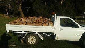 Firewood Dry, Split and Round Hard Wood Mix Gumeracha Adelaide Hills Preview
