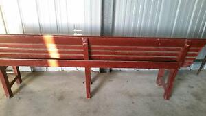 Two Church pews for sale North Haven Port Adelaide Area Preview