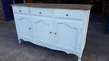 NEW PROVINCIAL INDUSTRIAL RUSTIC BUFFET SIDEBOARD HALL TABLE Chipping Norton Liverpool Area Preview