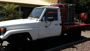 LICENCED LANDCRUISER DIESEL FIRE FIGHTER Midland Swan Area Preview