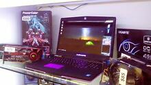 ALIENWARE 17 AS NEW - i7/32GB RAM/4GB GTX780M//1500GB Hard Drive Ipswich Ipswich City Preview