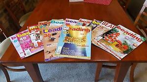 Beading Magazines Wanniassa Tuggeranong Preview