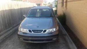 2001 Saab 9-5 Wagon Broadmeadows Hume Area Preview