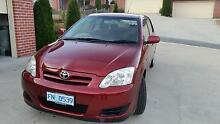 2004 Toyota Corolla Wagon Riverside West Tamar Preview