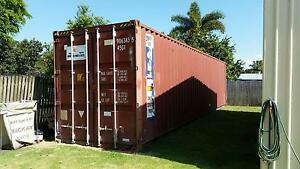 Shipping Container Hicube 40 foot Mackay Mackay City Preview