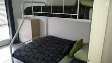 Double / single bunk bed, Soldiers Point Port Stephens Area Preview