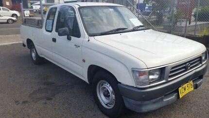 1998 Toyota Hilux Ute, Automatic. Gladesville Ryde Area Preview