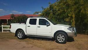 2011 Nissan Navara D40 ST-X 550 Walla Walla Greater Hume Area Preview